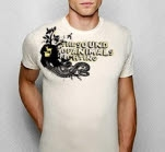 The Sound Of Animals Fighting Snake T-Shirt