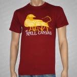The Spill Canvas Bird Maroon T-Shirt