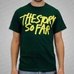 official The Story So Far New Logo Green T-Shirt