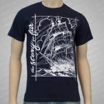 The Story So Far Ship Navy T-Shirt