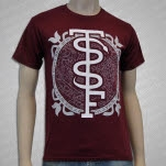 The Story So Far Snake Maroon T-Shirt