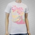The Summer Set Wave White T-Shirt