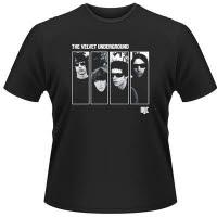 The Velvet Underground Nyc T-Shirt