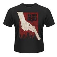 The Walking Dead Revolver T-Shirt