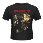 The Walking Dead Zombies Ripped T-Shirt