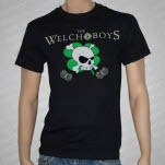 The Welch Boys Clover Black T-Shirt