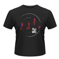The Who Soundwaves T-Shirt