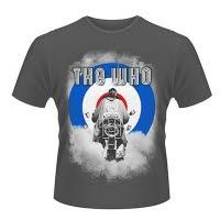 The Who Smoke T-Shirt