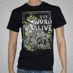 The Word Alive Candle Skull Black T-Shirt
