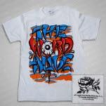 The Word Alive Eyeball White T-Shirt