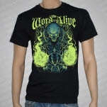 The Word Alive Knight Black T-Shirt