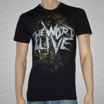 The Word Alive Logo Black T-Shirt