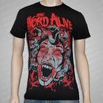 The Word Alive Medusa Black T-Shirt
