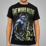 The Word Alive Minotaur Black T-Shirt