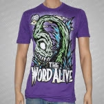 The Word Alive Serpent Purple T-Shirt