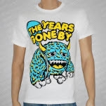 The Years Gone By Monster White T-Shirt