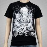 Thick As Blood Snake Woman Black T-Shirt