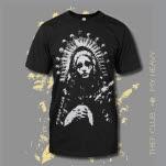 Thief Club My Heavy Album Art Black T-Shirt