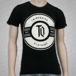 ThinkQuick Clothing Badge Black T-Shirt