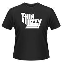 Thin Lizzy Classic Logo T-Shirt