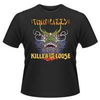 Thin Lizzy Killer On The Loose T-Shirt