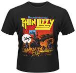 Thin Lizzy Hit Singles Adventures T-Shirt