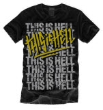 This Is Hell Repeater Black T-Shirt