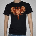 This Is Hell Two Headed Bird Black T-Shirt