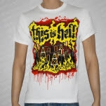This Is Hell WarBird White T-Shirt