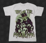 This Or The Apocalypse Viking White T-Shirt