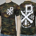 Those Who Fear Logo Camo T-Shirt