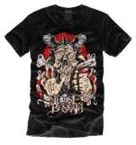 Those Who Lie Beneath Evil Black T-Shirt