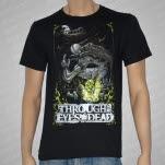 Through The Eyes Of The Dead Hades Black T-Shirt