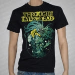 Through The Eyes Of The Dead To The Depths Black T-Shirt