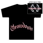 Throwdown Arc Logo Black T-Shirt