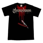 Throwdown Bloody Neck T-Shirt