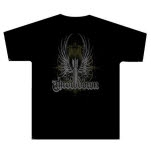 Throwdown Bomb Wings Black T-Shirt