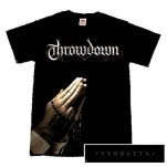 Throwdown Praying Hands T-Shirt