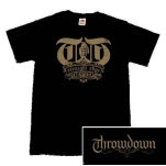 Throwdown Sxe Crest T-Shirt