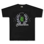 Throwdown Wreath T-Shirt