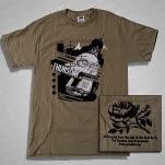 Thursday Clock Tower Tan T-Shirt