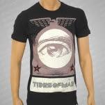 Tides Of Man Eye Black T-Shirt