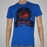 Tides Of Man Scuba Diver Blue T-Shirt