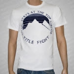 Title Fight At the Top White T-Shirt