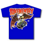 Token Entry Eagle Blue T-Shirt