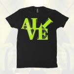 Tonight Alive Block Letters Black T-Shirt