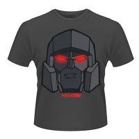 Transformers Megatron Eyes T-Shirt