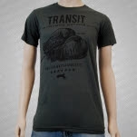 Transit Boxing Charcoal T-Shirt