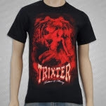 TRIXTER Tattoos And Misery Black T-Shirt