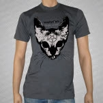 Trophy Scars Darkness Oh Hell Dark Gray T-Shirt